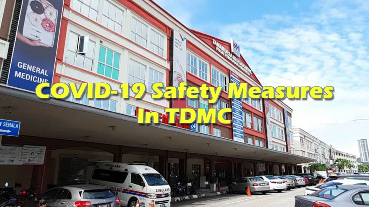 SAFETY MEASURES IN TDMC