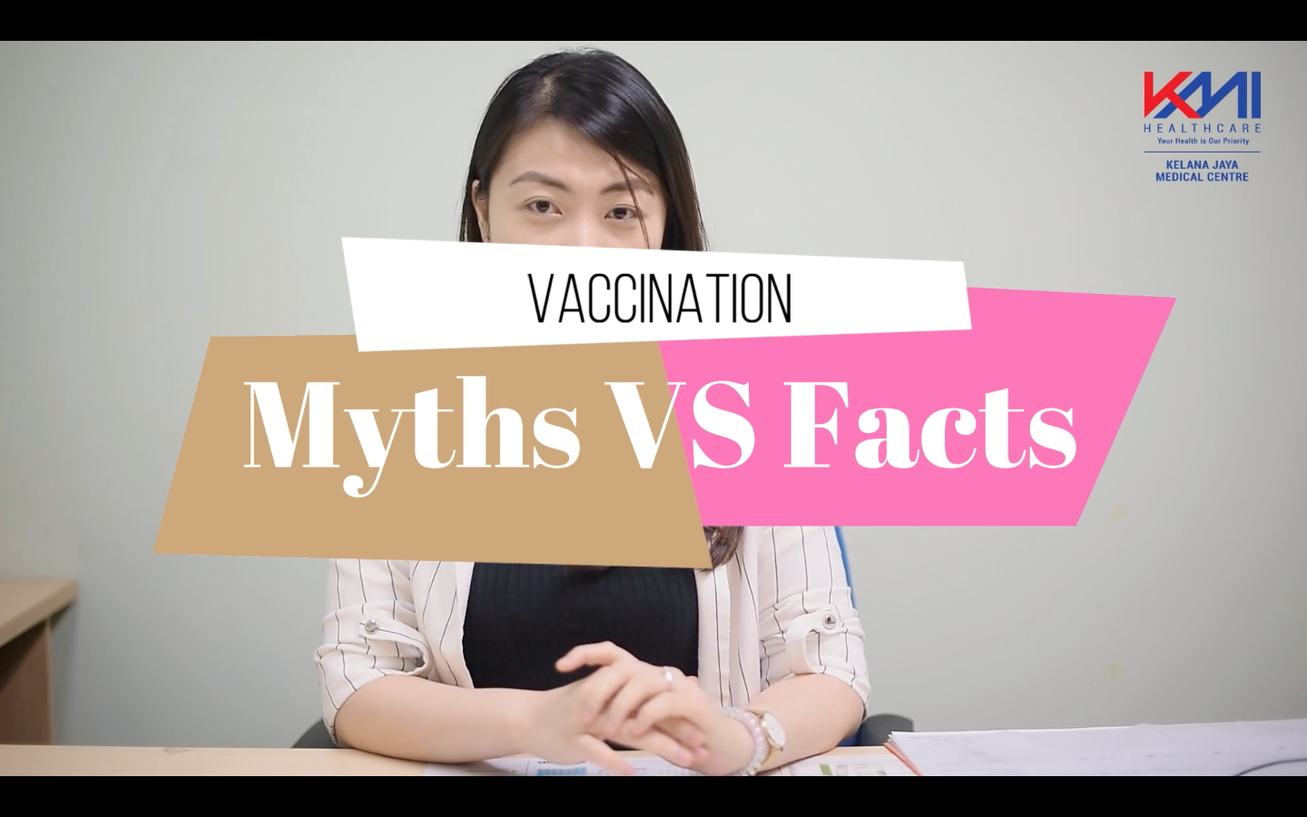 Vaccination Myths VS Facts