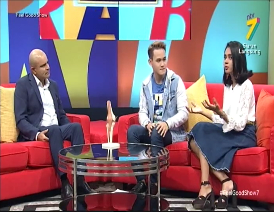 Knee Ligament Injuries by Dr Jasmeet Singh on NTV7