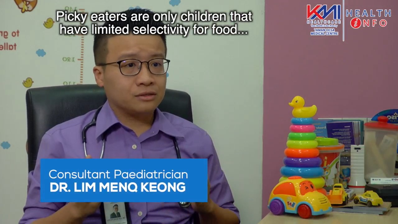 Is your child a Picky Eater?
